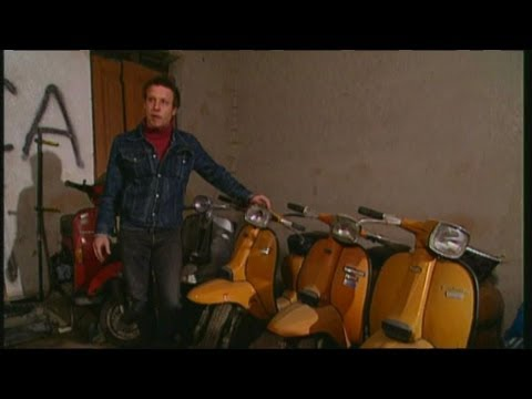 Scooters Are Cult – Oli's Garage